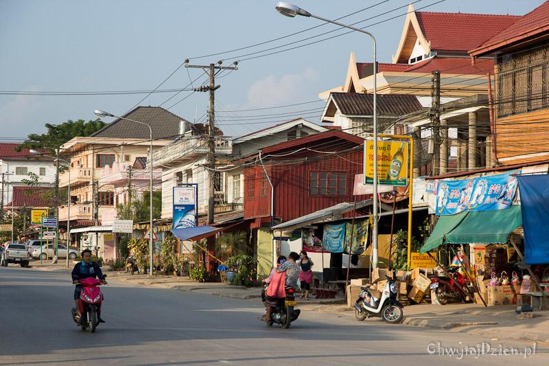 Luang Namtha Laos  city photos gallery : Luang Namtha CHWYTAJ DZIEŃ