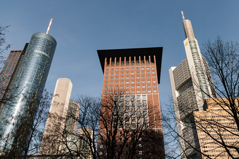 Frankfurt nie nad Odrą