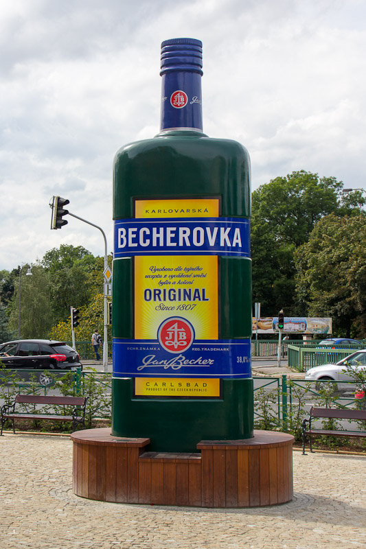 Becherovka City