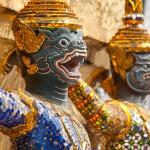 Świątynie Bangkoku