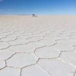 Altiplano – dzień I – Salar de Uyuni
