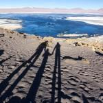 Altiplano – dzień II – Laguny