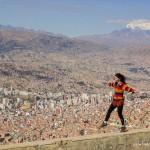Trzy światy w La Paz