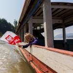 Mekong i wodospady