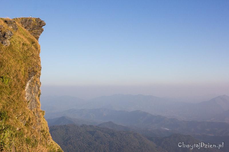Tajlandia z widokiem na Laos