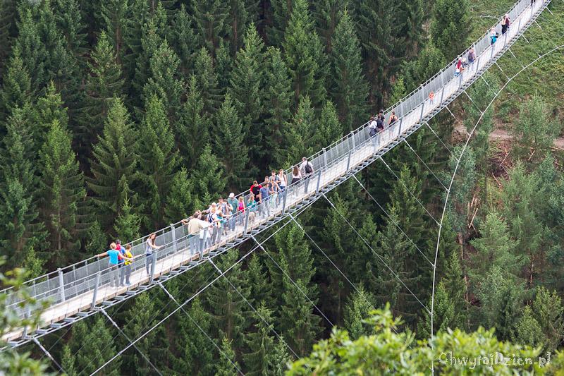 Najdłuższy wiszący most