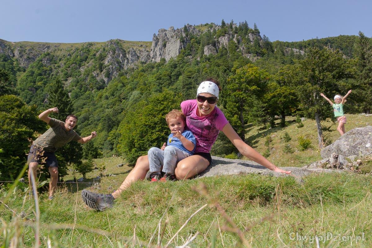 Sentier des Roches –  najpiękniejszy szlak w Wogezach