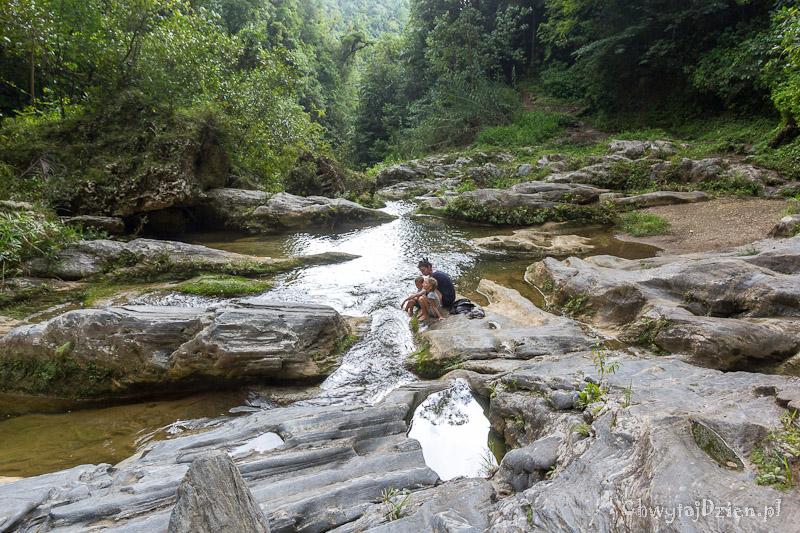 Wodospad Caburni