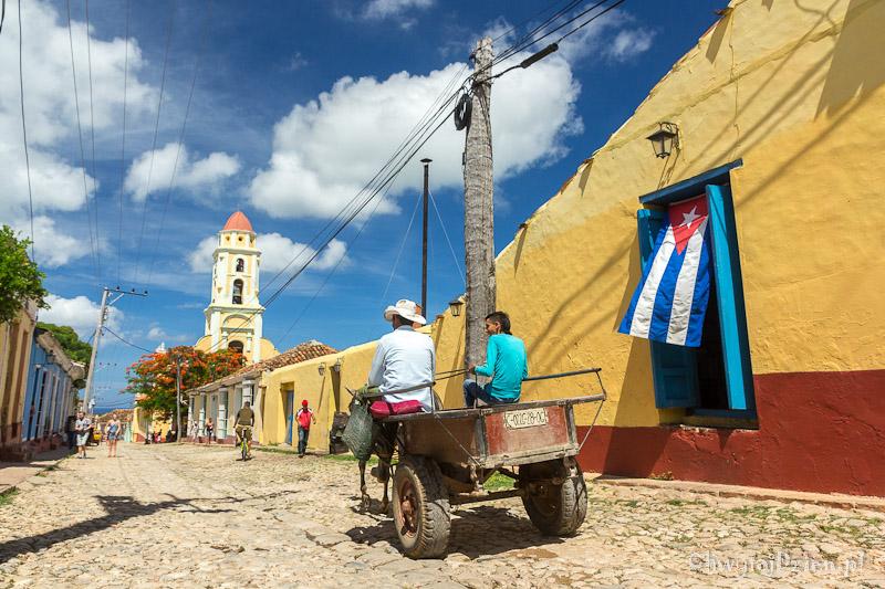 Trinidad i plantacje trzciny cukrowej