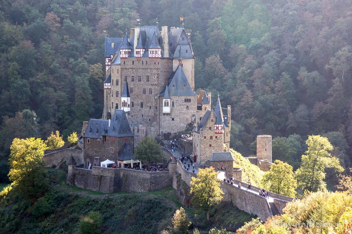 Ponoć najpiękniejszy zamek w Niemczech – Burg Eltz