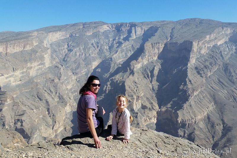 Omański Wielki Kanion
